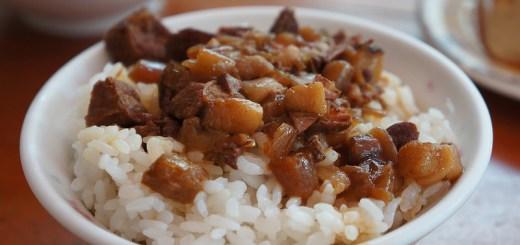 高雄-新興區-龍門客棧肉燥飯