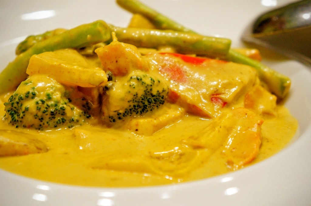 高雄-苓雅區-迪立印度健康蔬食坊|素食