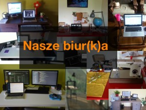 nasze biurka
