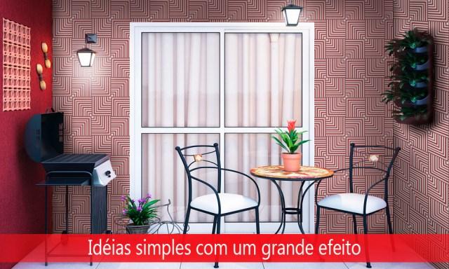 Ideias simples com um grande efeito