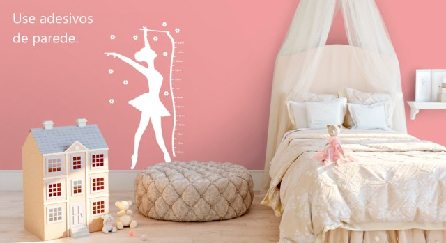 decoracao classica bailarina