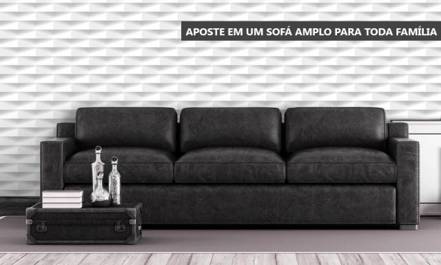 Sofa amplo