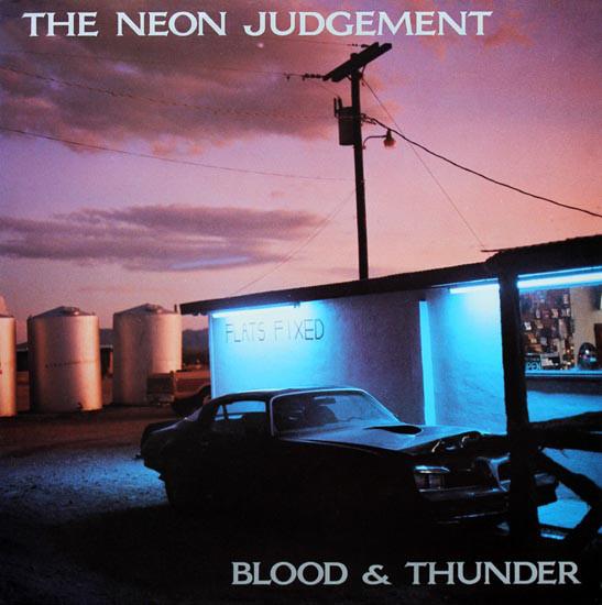TNJ Blood & Thunder cover art