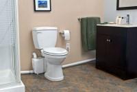 How Do Saniflo Up Flush Toilets Work? - Abode