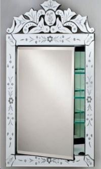 Decorative Mirrored Medicine Cabinets - Abode