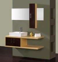 DreamLine Contemporary Bathroom Vanities