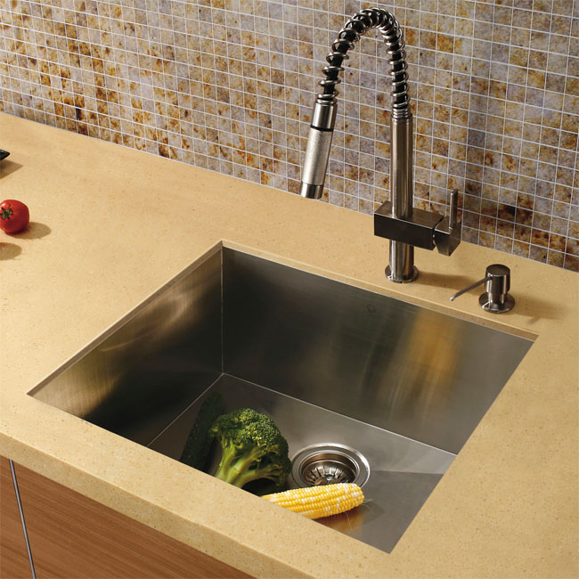 20 Quotau Courantquot Stainless Steel Sinks Abode