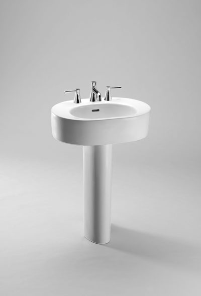 Toto Pedestals and Sinks  Abode