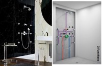 Behind the Walls: How Does a Shower Work? - Abode