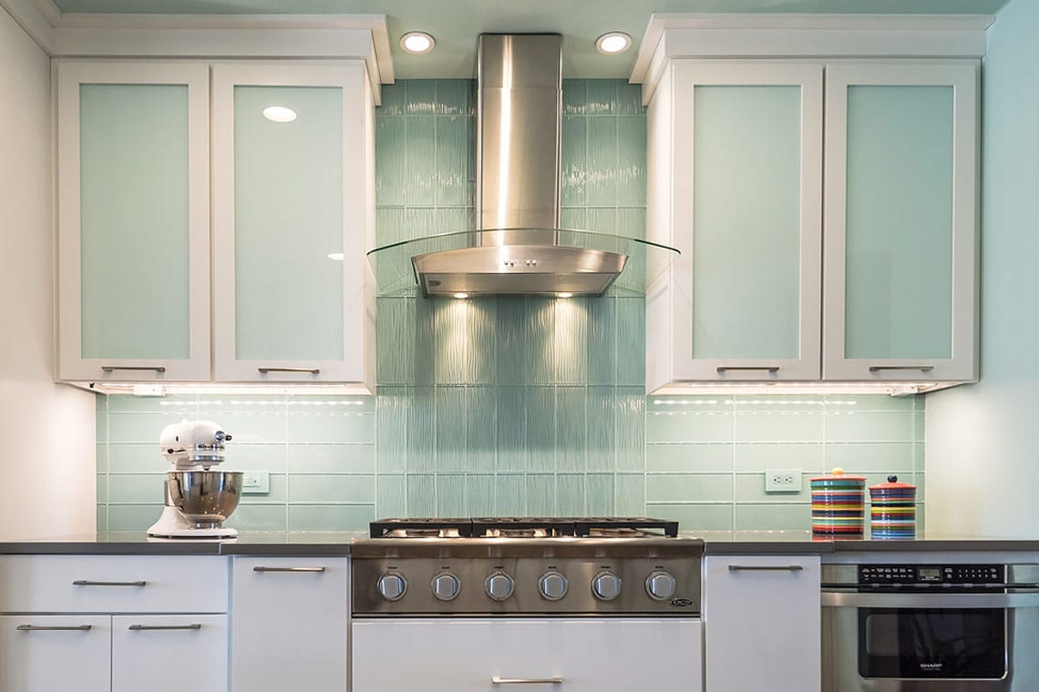 Why You Should Consider A Vertical Tile Backsplash Abode