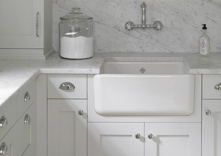 Fireclay Sinks Everything You Need To Know QualityBath