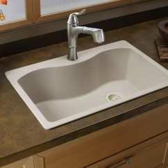 Classic Kitchen Sink Stone Island Quartz Sinks Everything You Need To Know Qualitybath