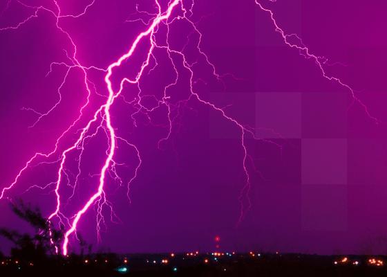NVMe Flash Storage Array