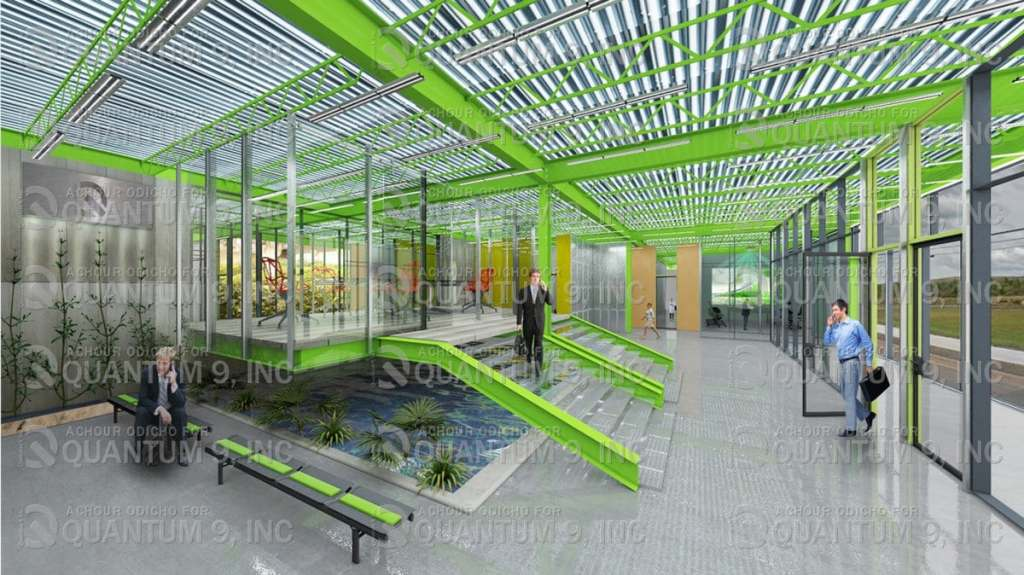 Q9 Marijuana Facility Design