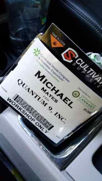 International Cannabis Consultant