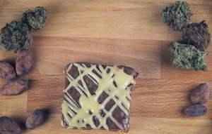 medical pot brownies