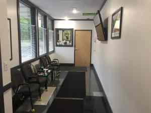 medical dispensary waiting room