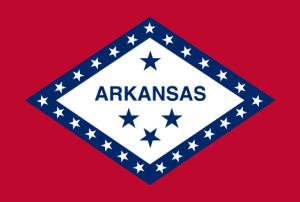 Arkansas cannabis consulting flag