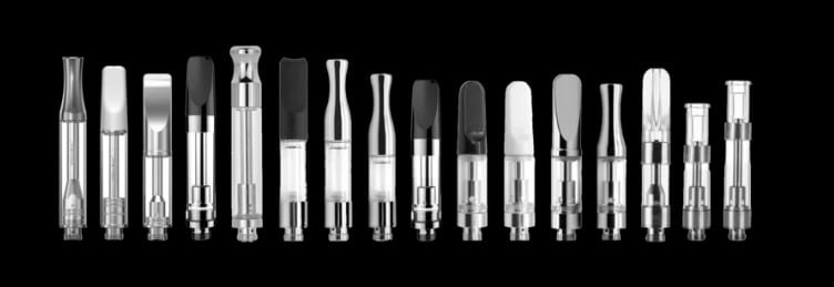 Vessel Vape Cartridges