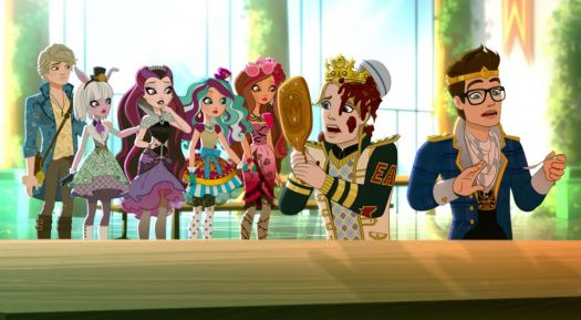 Ever After High Even after wonderlandl