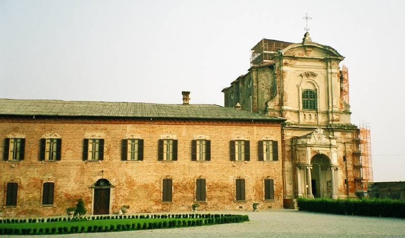 Abadía de Lucedio. Fuente: paganspace.net