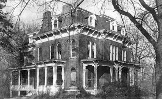 Mansión Mc Pike, Illinois. Fuente: altonhauntings.com