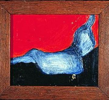 Reclining Nude, Museo de Arte Feo