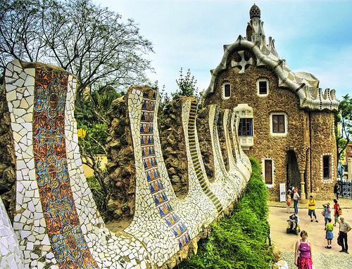 Parque Güell (Barcelona)