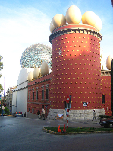 Teatro-Museo Dalí, en Figueres