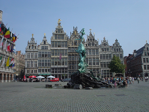 Grote Markt (Amberes)