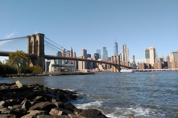Vistas edificios New York