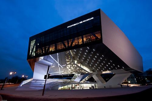 El nuevo Porsche Museum