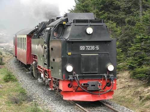 Ferrocarril Brocken