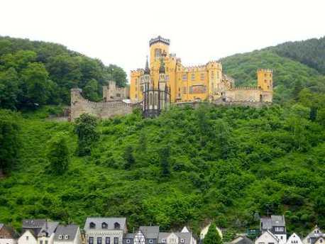 Castillo Stolzenfels