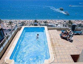 Hotel Miramar en Lloret de Mar