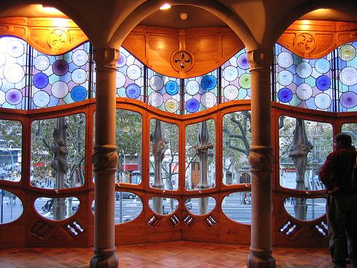 Gaudi en Barcelona, Casa Batllo