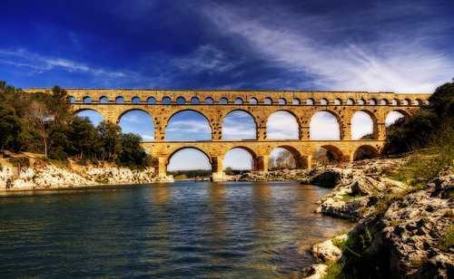 Puente de Gard (Uzès)
