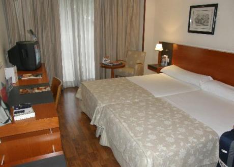 Hotel Tryp Diana, Madrid