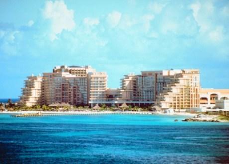 Hoteles de playa, resort