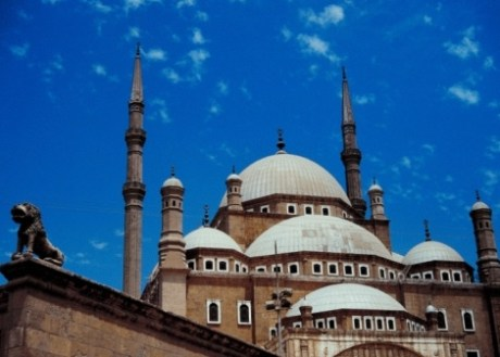 Mezquitas en Egipto
