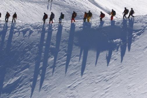 Hoteles en los Alpes