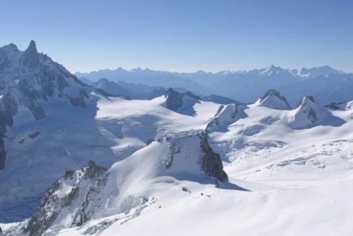 Visitar los Alpes