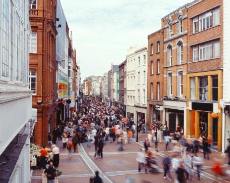 Hoteles Dublín