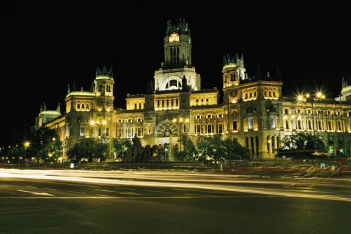 Palacio de Cibeles, Madrid