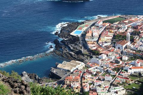 Viajar a Canarias en ferry