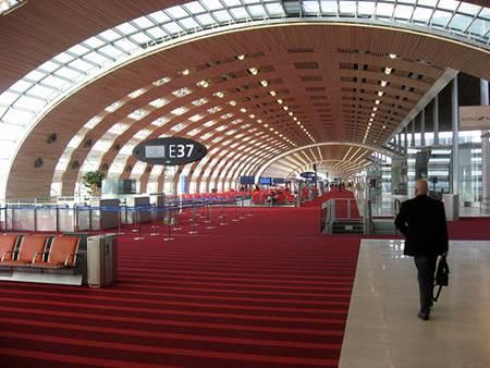 Aeropuerto de Paris-Charles de Gaulle