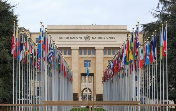 ONU en Ginebra