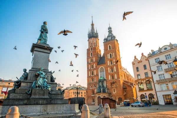 Ciudad de Cracovia