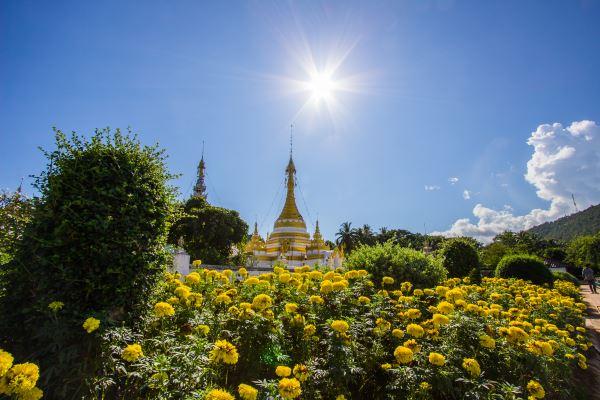 Mae Hong Son, Tailandia