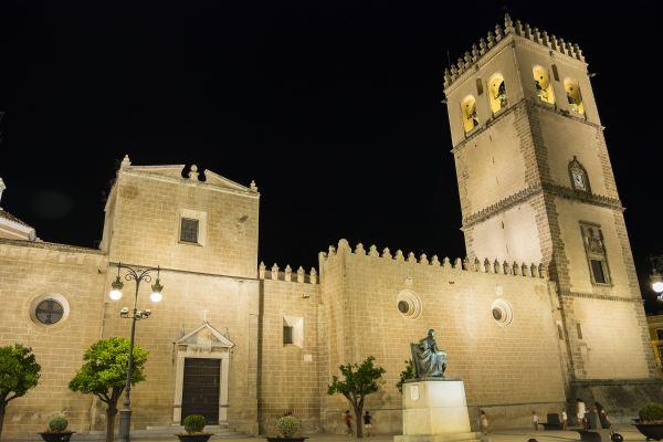 Cateddral San Juan Bautista Badajoz